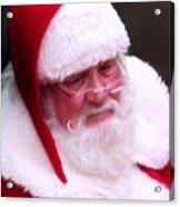 Santa Clause  Acrylic Print