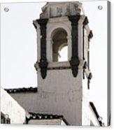 Santa Cruz Church Acrylic Print