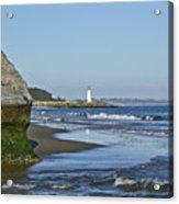 Santa Cruz Coastline - California Acrylic Print
