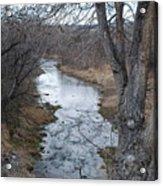 Santa Fe River Acrylic Print