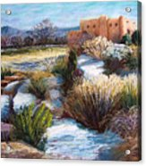 Santa Fe Spring Acrylic Print