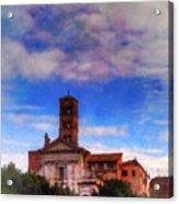 Santa Francesca Romana 2 Acrylic Print