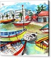 Santa Luzia 04 Acrylic Print