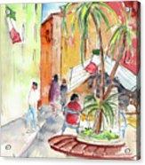 Santa Margherita In Italy 05 Acrylic Print