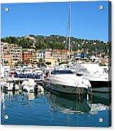 Santa Margherita Ligure Panoramic Acrylic Print