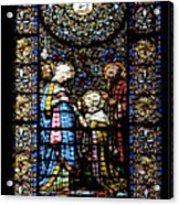 Santa Maria De Montserrat Abbey 2 Acrylic Print