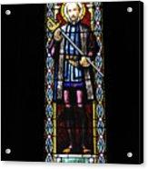 Santa Maria De Montserrat Abbey Acrylic Print