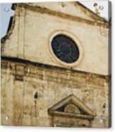 Santa Maria Del Popolo Acrylic Print
