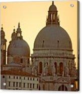 Santa Maria Della Salute In Venice Acrylic Print