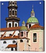 Santa Maria Maddalena Acrylic Print