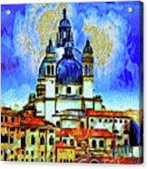 Santa Maria Venice Acrylic Print
