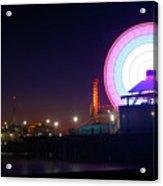 Santa Monica - Ferris Wheel Acrylic Print