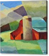Clayton Winery Acrylic Print
