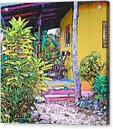 Santa Teresa Acrylic Print