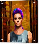 Santia 123 Acrylic Print