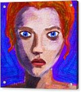 Santia By Maca II Acrylic Print