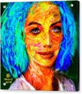 Santia True Colors 673 Acrylic Print