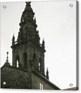 Santiago De Compostela Steeple Acrylic Print
