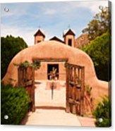 Santo Nino De Atocha Chimayo New Mexico Acrylic Print