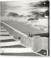 Santorini 01 Acrylic Print