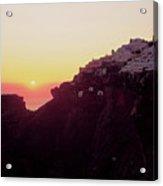Santorini 017 Acrylic Print