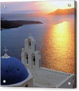 Santorini 03 Acrylic Print