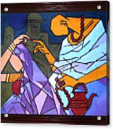 Sanyasi-ii Acrylic Print