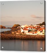 Sao Roque At Sunrise Acrylic Print