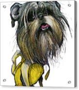 Sao The Banana Man Acrylic Print