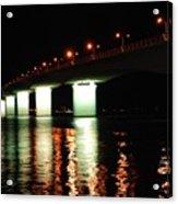 Sarasota Longboat Key Bridge Acrylic Print