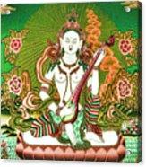 Saraswati 11 Acrylic Print
