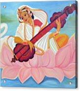 Saraswati Acrylic Print