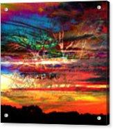 Saskatchewan 1 Acrylic Print