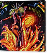 Satanico Pandemonium Acrylic Print