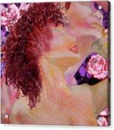 Satisfaction Acrylic Print