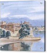 Sattaein Jo Aastan Acrylic Print