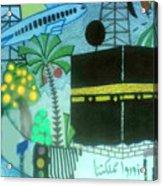Saudi Arabia Acrylic Print