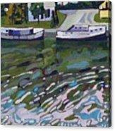 Saugeen Shores Acrylic Print