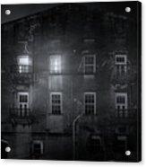 Savannah By Night Acrylic Print