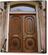 Savannah Doors I Acrylic Print