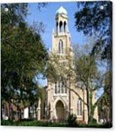 Savannah Gothic Acrylic Print