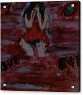 Save Me... Acrylic Print