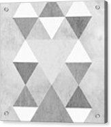 Scandi Grey Acrylic Print