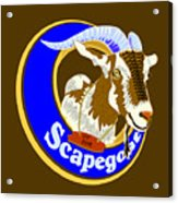 Scapegoat For Hire Acrylic Print by Laura Brightwood