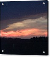 Scar Across The Sky Acrylic Print