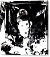 Scarface Reflects Acrylic Print