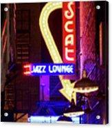 Scatt Jazz Lounge 030318 Acrylic Print
