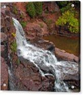 Scenic Gooseberry Falls Acrylic Print