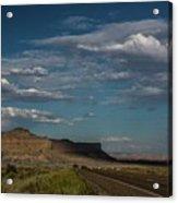 Scenic Highways Of Arizona Acrylic Print
