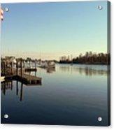 Scenic River 01 Acrylic Print
